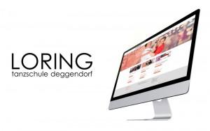 Webdesign Heidelberg Referenz Tanzschule Loring